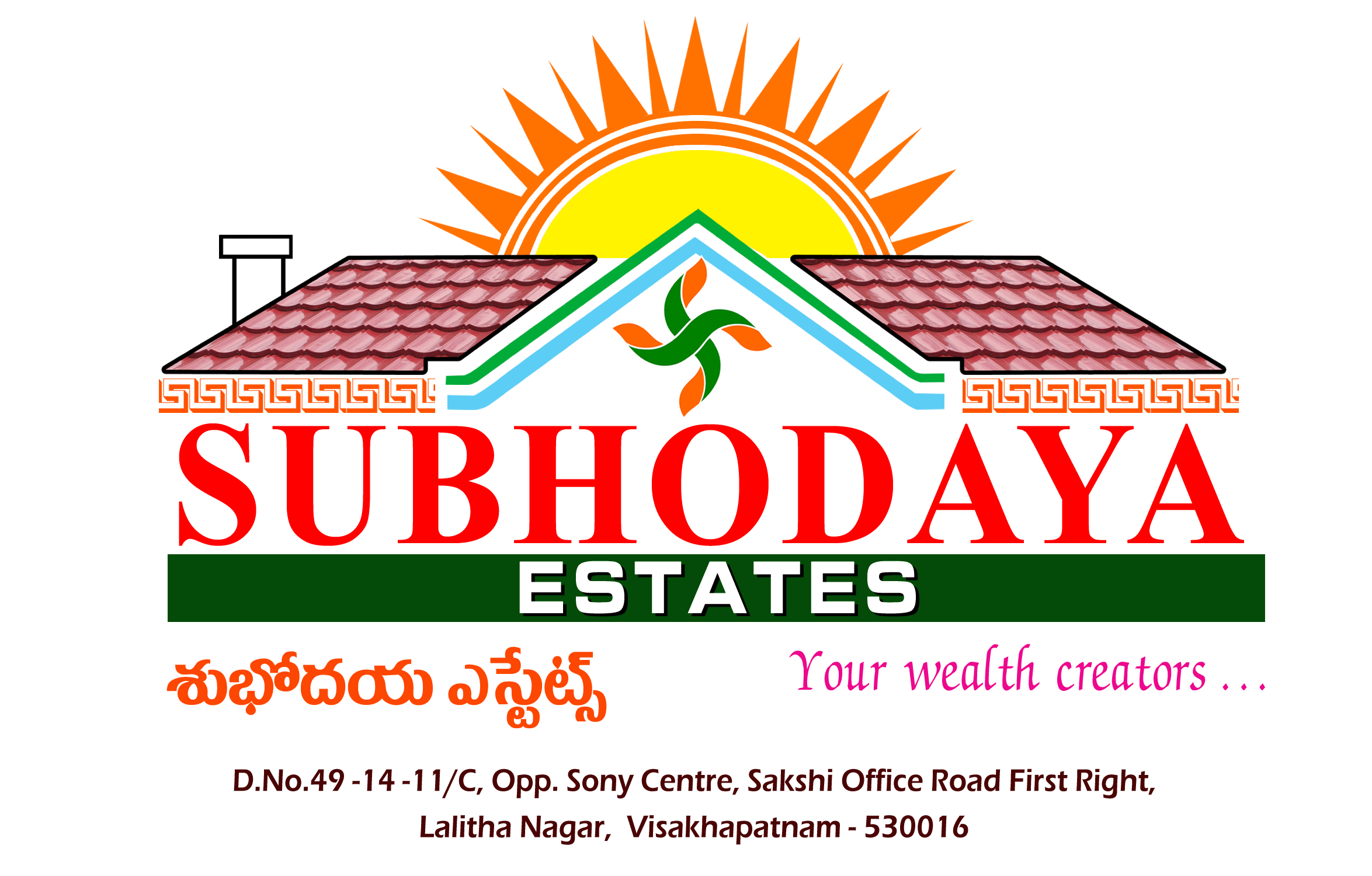 Looking For Best Property || Contact Us || Subhodaya Estates